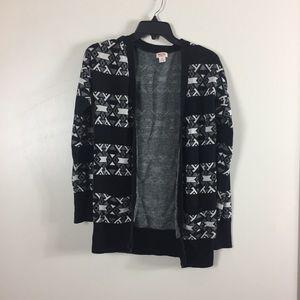 Mossimo Geometric Sweater